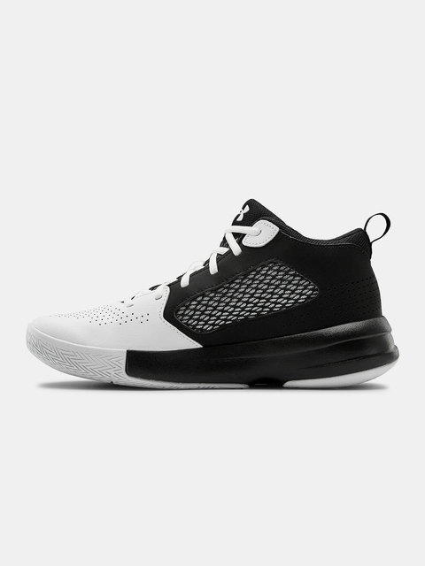 Topánky Under Armour Lockdown 5-WHT