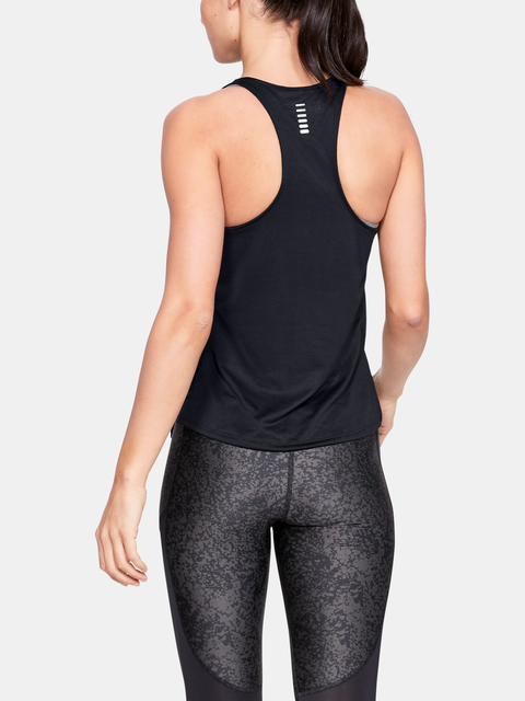 Tielko Under Armour Speed Stride Tank-BLK