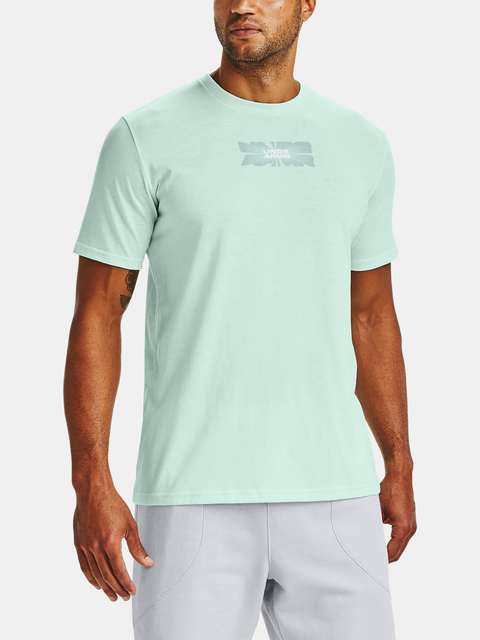 Tričko Under Armour BASKETBALL GRAPHIC TEE-BLU
