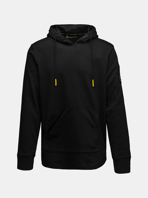 Mikina Under Armour CURRY UNDRTD UTILITY HOODY-BLK