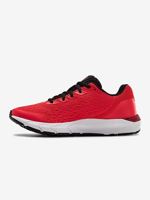 Topánky Under Armour  GS HOVR Sonic 3-RED