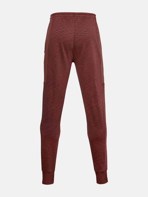 Tepláky Under Armour DOUBLE KNIT JOGGERS-RED
