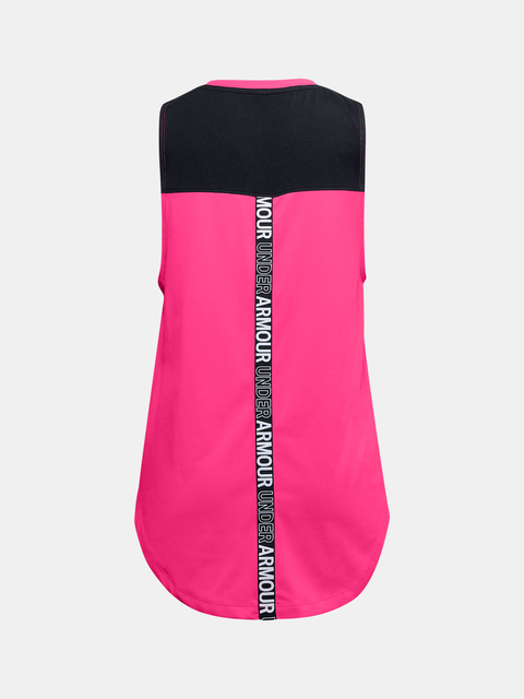 Tielko Under Armour Armour HG Tank-PNK