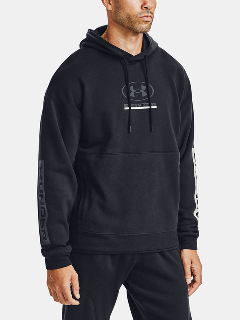 Mikina Under Armour UA 12/1 Pack Hoodie-BLK