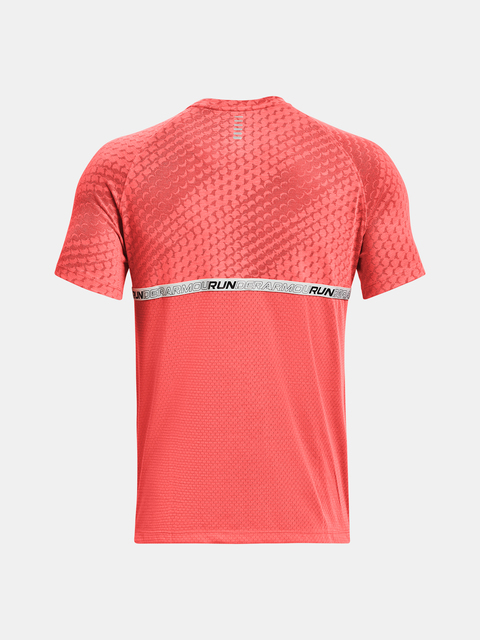 Tričko Under Armour Streaker Runclipse SS-RED