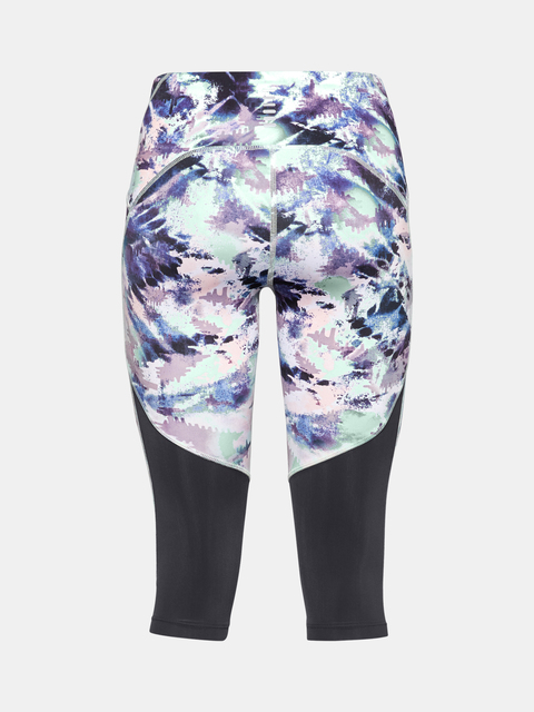 Legíny Under Armour W UA Fly Fast Printed Speed Capri-BLU