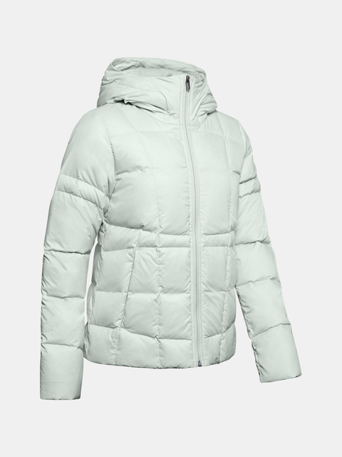 Bunda Under Armour UA Armour Down Hooded Jkt-GRY