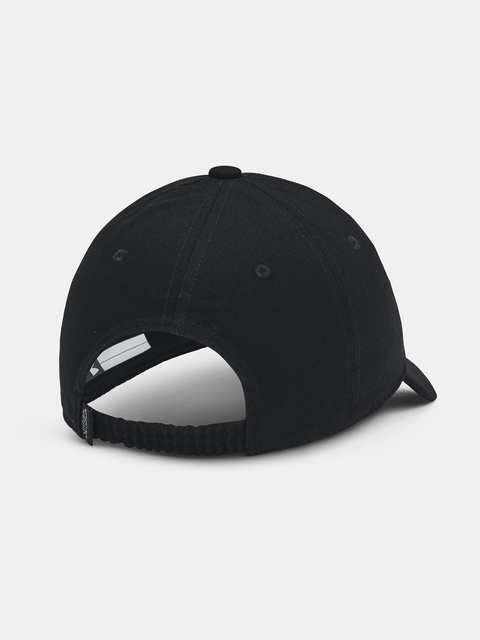 Šiltovka Under Armour Project Rock Hat-BLK