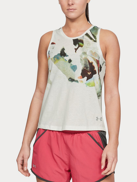 Tielko Under Armour Run Tie Back Tank