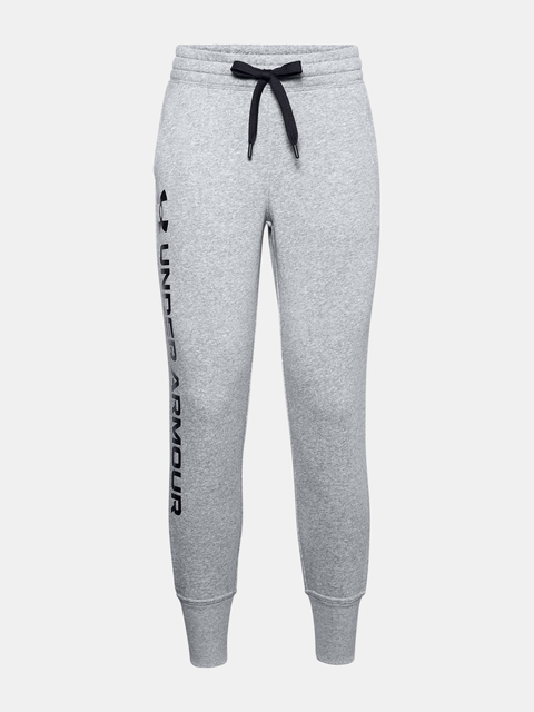 Tepláky Under Armour Rival Fleece Shine Jogger-GRY