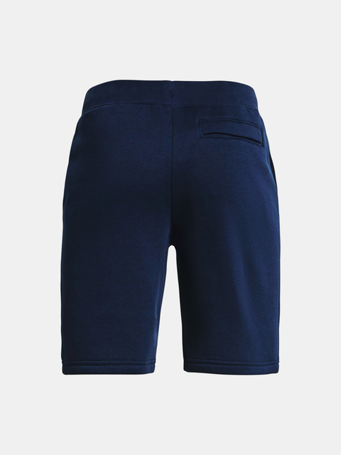 Kraťasy Under Armour UA Rival Cotton Shorts-NVY