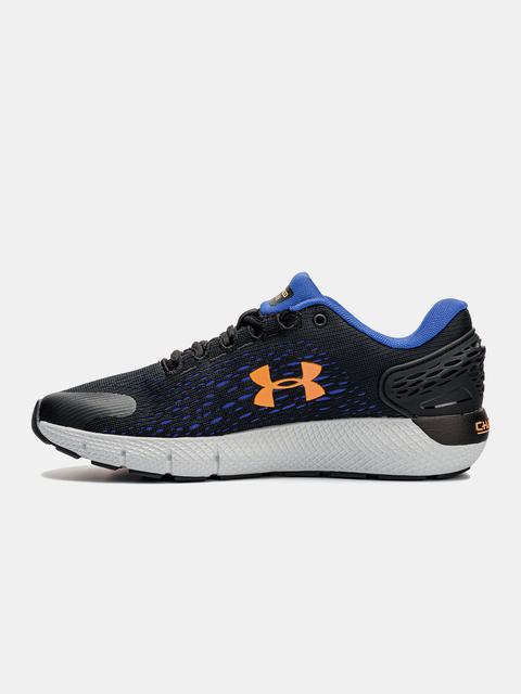 Topánky Under Armour GS Charged Rogue 2-BLK