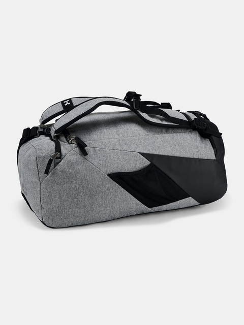 Taška Under Armour UA Contain Duo MD Duffle BP-GRY