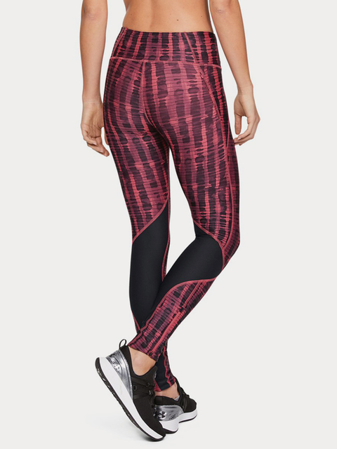 Legíny Under Armour Armour Fly Fast Printed Tight-PNK