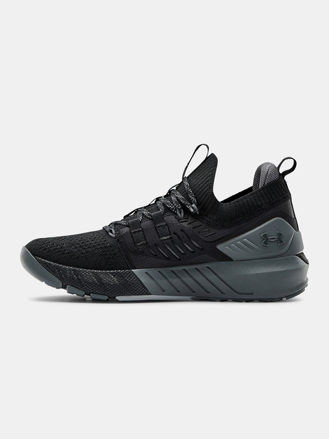 Topánky Under Armour Project Rock 3-BLK