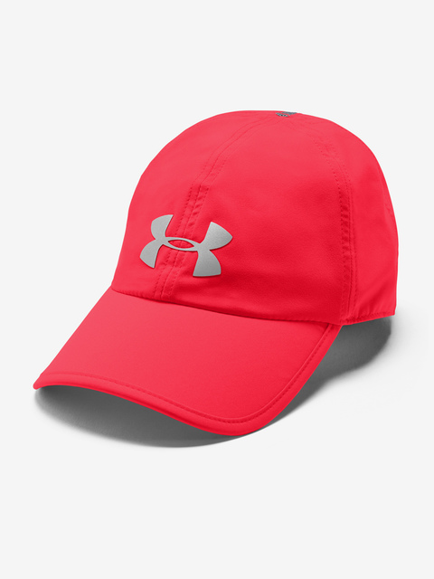 Šiltovka Under Armour Run Shadow Cap-RED