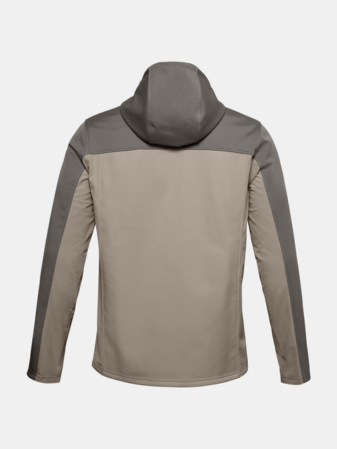 Bunda Under Armour UA CGI Shield Hooded FZ-BRN
