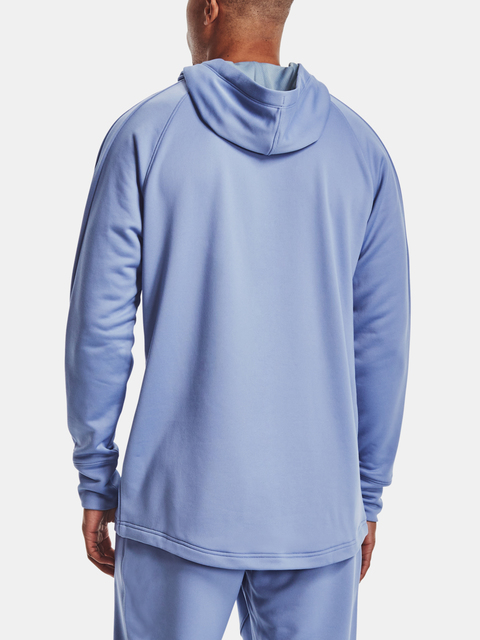 Mikina Under Armour BASELINE P/O HOODY-BLU