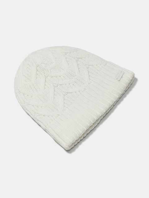 Čepice Under Armour UA Around Town Beanie-WHT