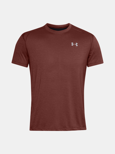 Tričko Under Armour UA STREAKER 2.0 SHORTSLEEVE-RED