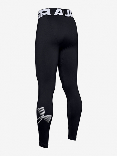 Legíny Under Armour Coldgear Leggings-Blk