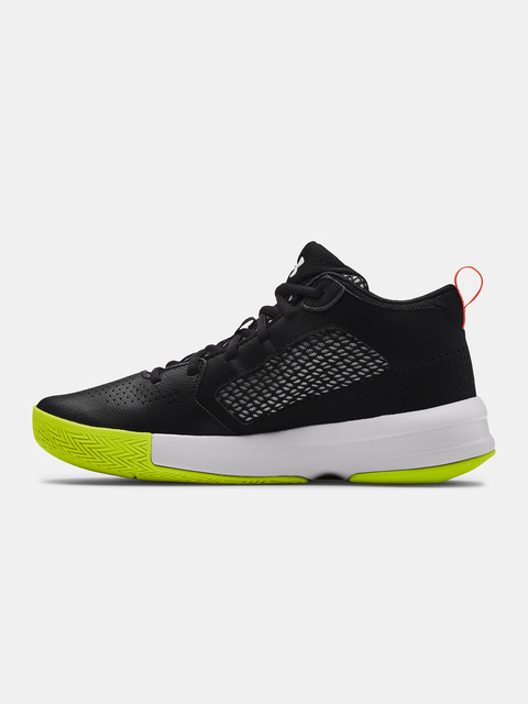 Topánky Under Armour UA Lockdown 5-BLK
