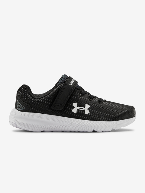 Topánky Under Armour PS Pursuit 2 AC-BLK