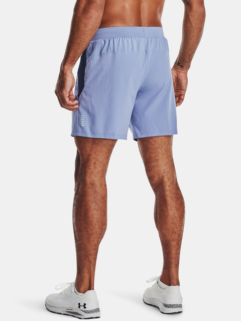 Kraťasy Under Armour UA Qualifier SP 7'' Short-BLU