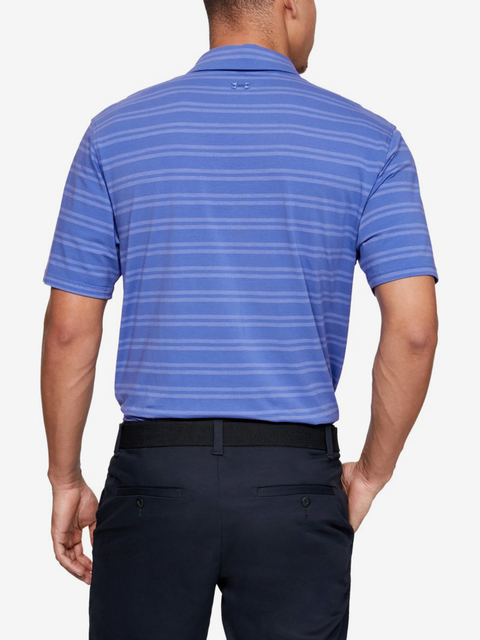 Tričko Under Armour Cc Scramble Stripe-Blu
