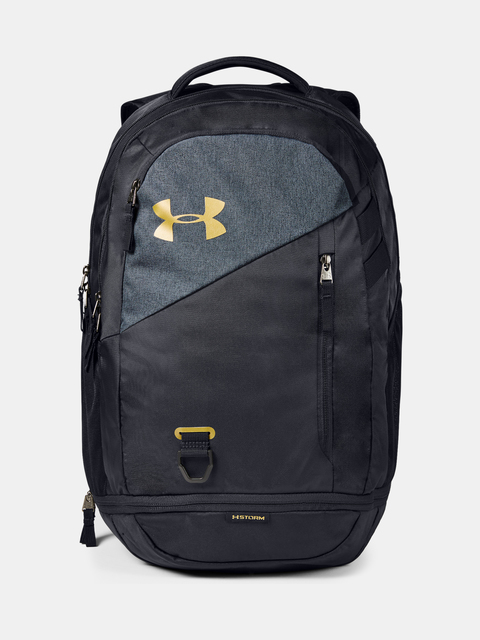 Batoh Under Armour UA Hustle 4.0 Backpack-BLK