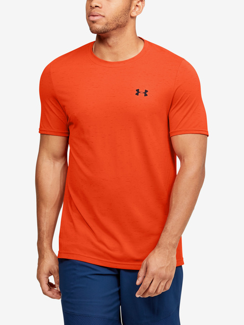 Tričko Under Armour Seamless SS-ORG