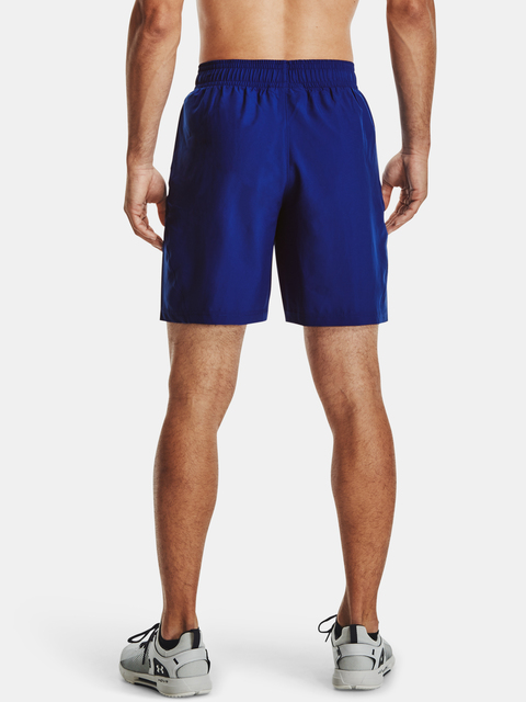 Kraťasy Under Armour Woven Graphic WM Short-BLU