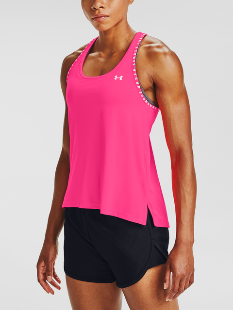 Mikina Under Armour UA Knockout Tank-PNK
