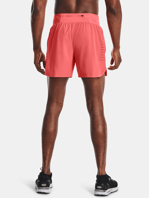 Kraťasy Under Armour UA SpeedPocket 5'' Short-RED