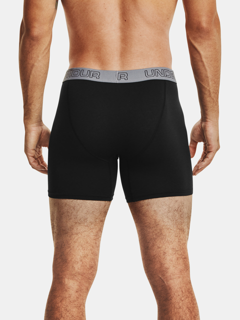Boxerky Under Armour Charged Cotton 6in 3Pk