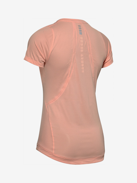 Tričko Under Armour W Qlifier Iso-Chill Short Sleeve