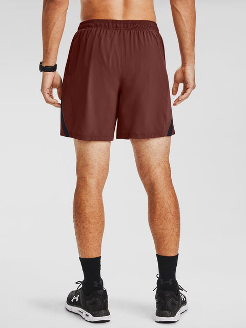Kraťasy Under Armour UA LAUNCH SW 7'' SHORT-RED