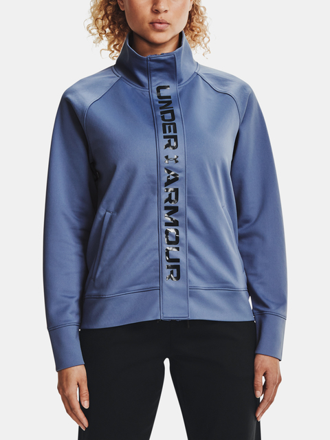 Bunda Under Armour Recover Tricot Jacket-BLU