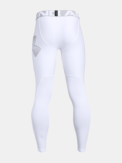 Legíny Under Armour HeatGear Armour Leggings-WHT
