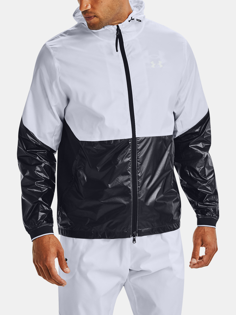 Bunda Under Armour UA Recover Legacy Windbreakr-WHT