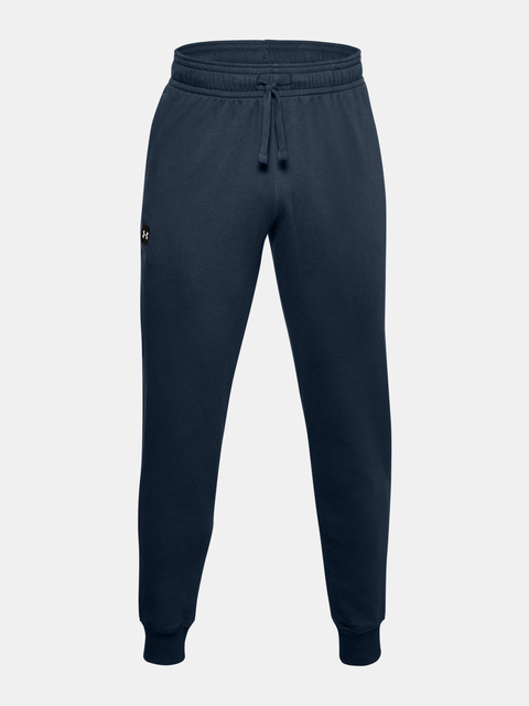 Tepláky Under Armour UA Rival Fleece Joggers-NVY