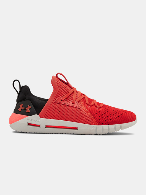 Topánky Under Armour HOVR SLK EVO Perf Suede-RED