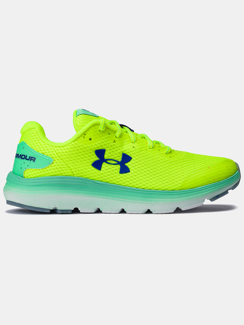 Topánky Under Armour BGS Surge 2 Splash-YLW