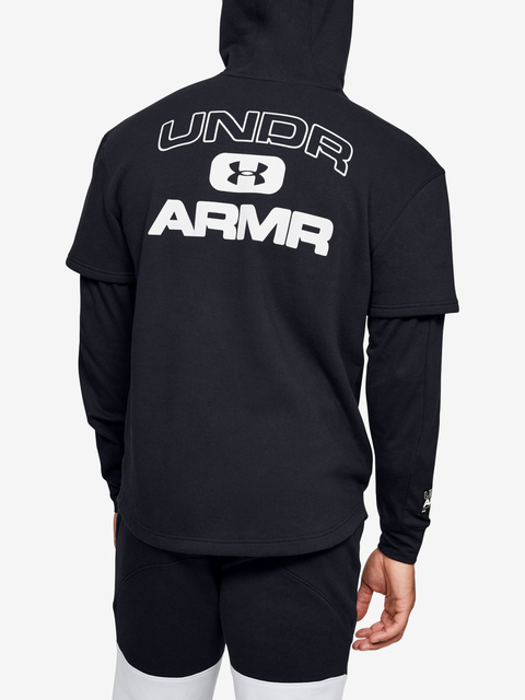 Mikina Under Armour Moments Fleece P O Hoody