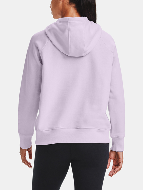 Mikina Under Armour Rival Fleece HB Hoodie-PPL