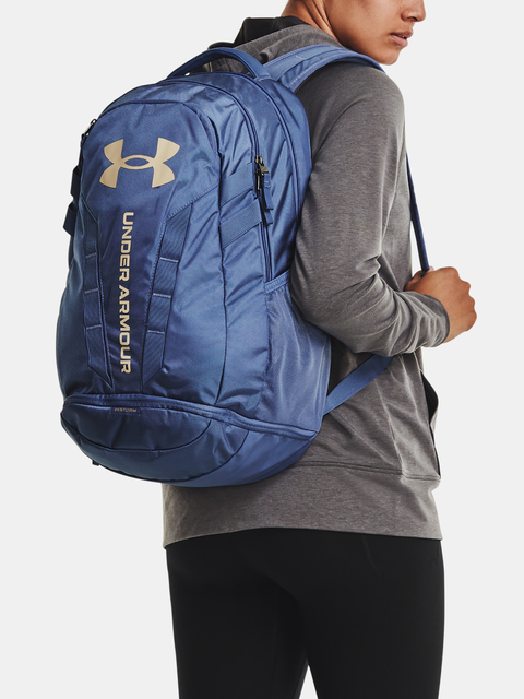 Batoh Under Armour  Hustle 5.0 Backpack-BLU