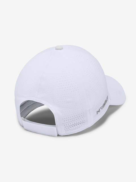 Šiltovka Under Armour Men's Driver Cap 3.0-WHT