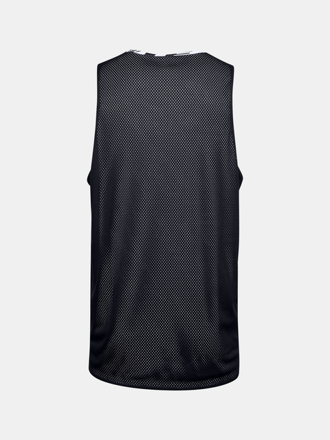 Tielko Under Armour UA BASELINE REVERSIBLE TANK-BLK