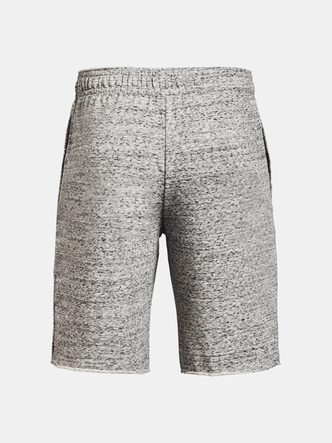 Kraťasy Under Armour RIVAL TERRY SHORT-WHT