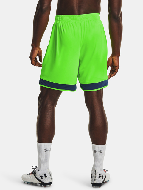 Kraťasy Under Armour Challenger III Knit Short-GRN
